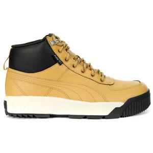 PUMA Men's Tarrenz SB Puretex Taffy/Puma Black/Whisper White Sneaker Boots 37...