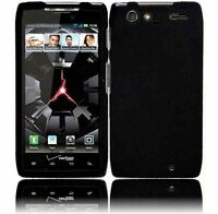 For Motorola Droid RAZR XT912 Rubberized Snap-On HARD Protector SKIN Case Cover