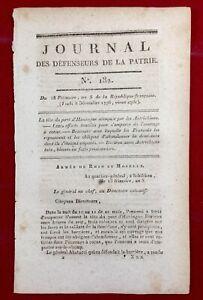 Huningue-1796-Abatucci-Cassagne-Ferino-Refugies-de-Corse-Revolution-Autriche