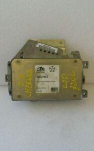 CHRYSLER GRAND CHEROKEE 4.7 PETROL AIRBAG ECU P56038 782AA