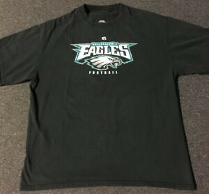 low priced 587c4 aaed1 Details about Vtg Philadelphia Eagles Shirt XL Nick Foles Terrell Owens  Jersey Super Bowl 90s