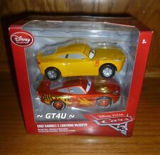 Disney Collection Cars 3 Lightning McQueen & Cruz Ramirez 1:43 2 Pack