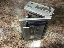 Vintage Panasonic RX-S28 FM-AM-FM Portable Stereo Radio Cassette Tape Recorder
