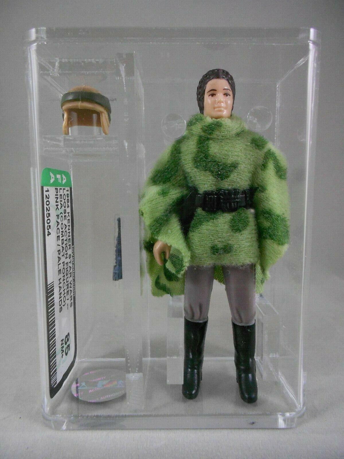 Venta en línea precio bajo descuento Retro Estrella wars wars wars regreso del Jedi 1984 Leia  Poncho  - Figura de Acción autoridad de grado 85 (casi Nuevo +) - No Coo  suministro de productos de calidad