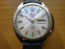 Vintage JAPAN SEIKO 5 DX 25 Jewels Automatic Men's Watch 6106 8020