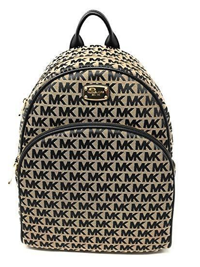 686457b3d1ed Michael Kors Abbey Signature Large Backpack 38h7yayb7j for sale online |  eBay