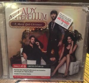 image is loading lady antebellum a merry little christmas cd 2010