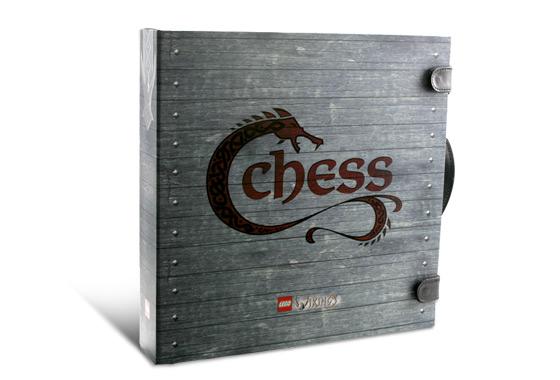 BRe nuovo LEGO  giocos Vires Chess Set 4499577  G577  con il 60% di sconto