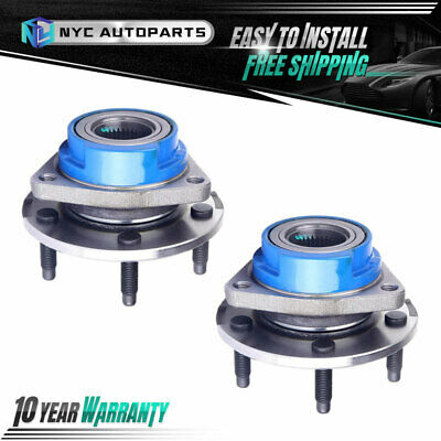 FRONT Wheel Hub Bearing Assembly For 2003-2007 BUICK RENDEZVOUS 2WD NON-ABS