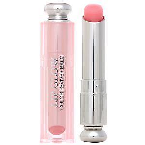Christian-Dior-Addict-Lip-resplandor-despertar-Balsamo-para-labios-001-Rosa-3-5g-para-mujeres