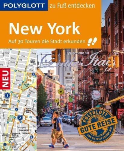 1 von 1 - POLYGLOTT zu Fuß entdecken New York von Ken Chowanetz