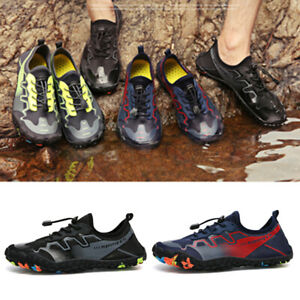 Mens-Water-Shoes-Barefoot-Swim-Diving-Surf-Yoga-Aqua-Sports-Quick-Dry-Pool-Beach