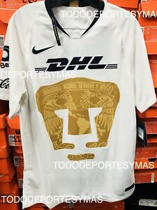 5da37567c0c Image is loading Pumas-UNAM-Nike-Original-Soccer-Jersey-2018-2019-