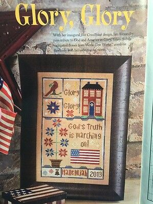 Spot the Horse Carriage House Samplings Cross Stitch Pattern