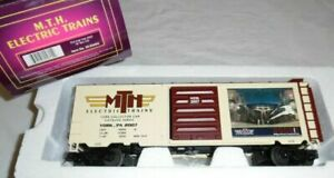 MTH-No-20-93404-TCA-Fall-York-2007-40-039-Box-Car-Brand-New-in-Box-C-9-gn