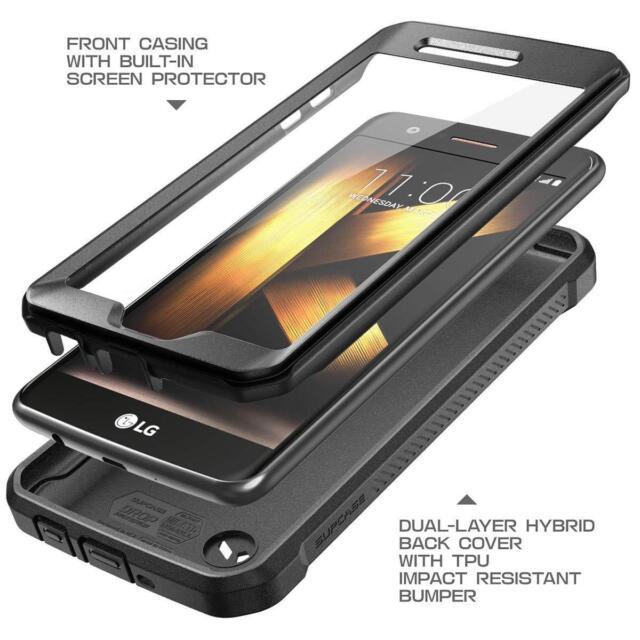 sale retailer 29be2 ba4a0 LG K20 Plus Case SUPCASE Unicorn Beetle Pro Series Full-body Rugged Holster  C