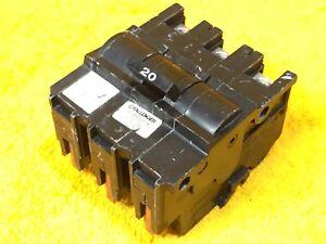 Perfecto-Challenger-Federal-Pacific-NA320-20Amp-3-POLE-Enchufe-Disyuntor-320