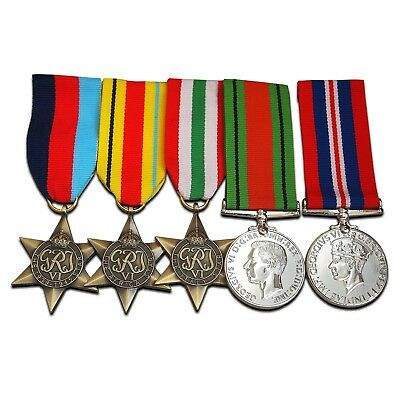 The Air Crew Europe Star Military Medal WW2 Commonwealth British Military Award For Navy REPLICA George VI Trikoty RAF Army