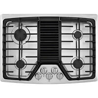 Frigidaire Stainless Steel 30 4 Burner Gas Downdraft Cooktop Rc30dg60ps