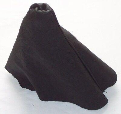 esconder Engranaje Palanca Polaina de calidad superior! Mg Midget-Sprite Cuero