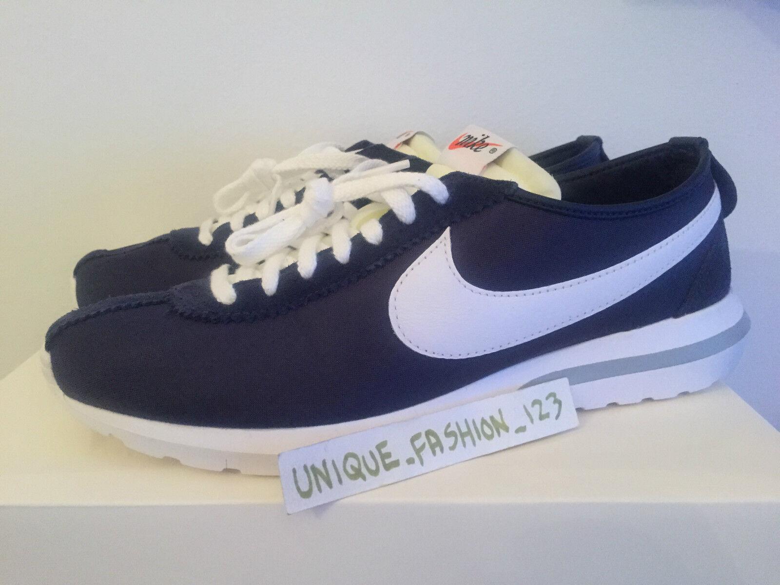 Nike roshe Cortez SP Fragment Design Us 10 Uk 9 44 Hiroshi bleu marine 806964-410