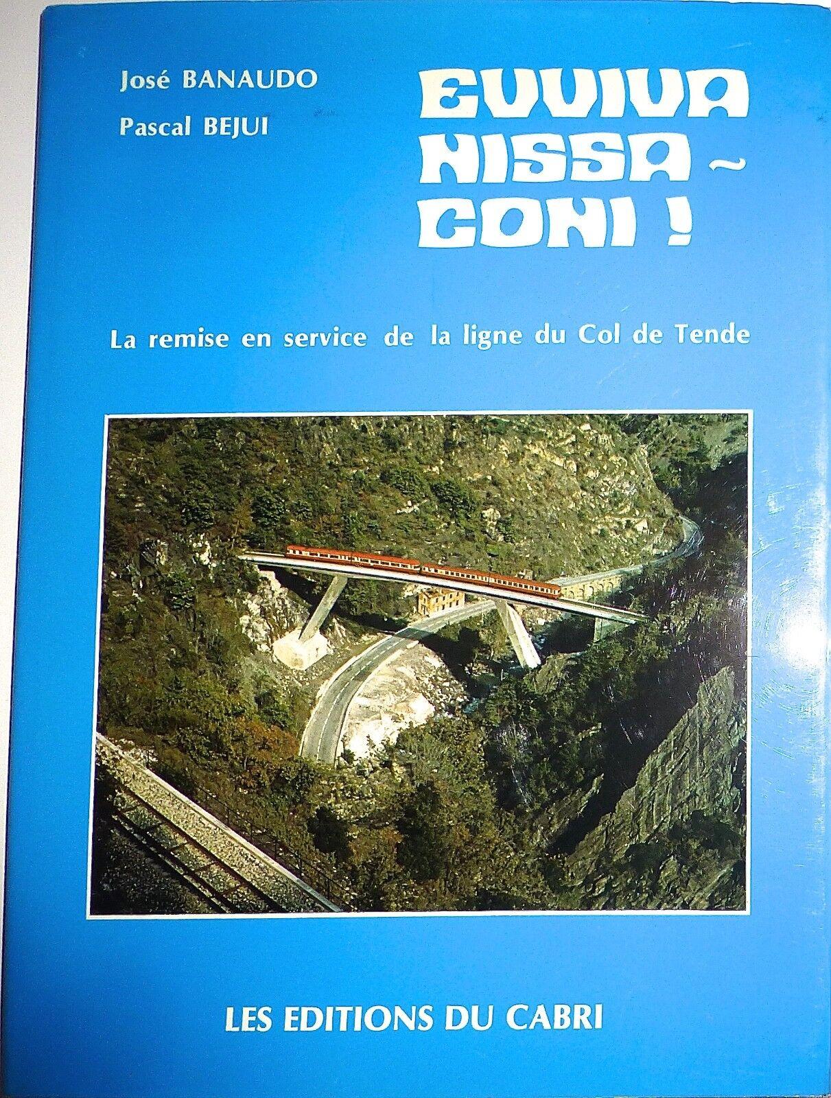 Euviva Nissan Coni la Remise En Servizio De la Ligne Du Col De Tende HC4 Å