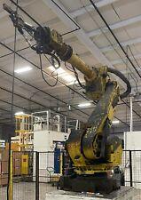Fanuc R 2000ia165f Robot J3ib Controller