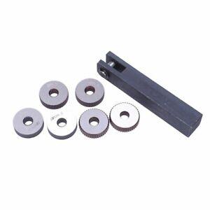 7x-Single-Wheel-Straight-Linear-Knurling-Tool-Set-0-5mm-1-5mm-2mm-Pitch-P1W3