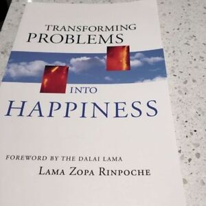 Transforming-Problems-Into-Happiness-by-Rinpoche-Lama-Zopa-Paperback