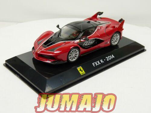 Ferrari FXX K 2014 #88 SC12 voiture 1//43 SALVAT Supercars