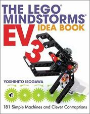 The Lego Mindstorms : 181 Simple Machines and Clever Contraptions by Yoshihito Isogawa (2014, Hardcover)