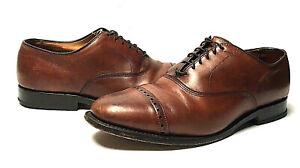 Allen-Edmonds-Leather-Oxford-Shoes-Men-039-s-Size-8-5-M-253