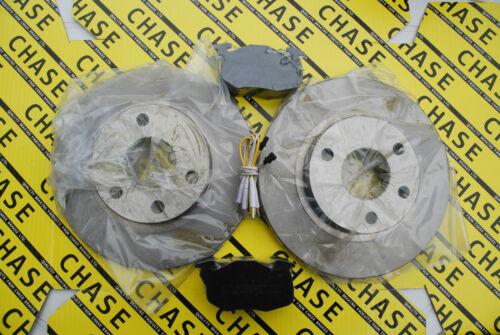 Bendix DISQUES 238 mm avec 3 CLOUS//Solide disques de frein et plaquettes CITROEN AX 87-97