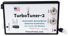 Tennatronix Turbo Tuner 2 Automatic Screwdriver Antenna Controller for ICOM HF Radios