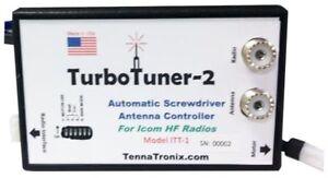 TENNATRONIX-ITT-1-Turbo-Tuner-2-for-Icom-HF-Radios