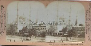 Sultan-Ahmed-Constantinople-Turkey-Turkey-Stereo-silver-print-ca-1900