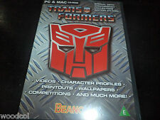 Transformers 25th Anniversary Collector's Edition cdrom  pc game