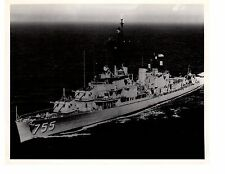 USS John A. Bole DD755 Destroyer Navy Ship Photograph 8x10 BW