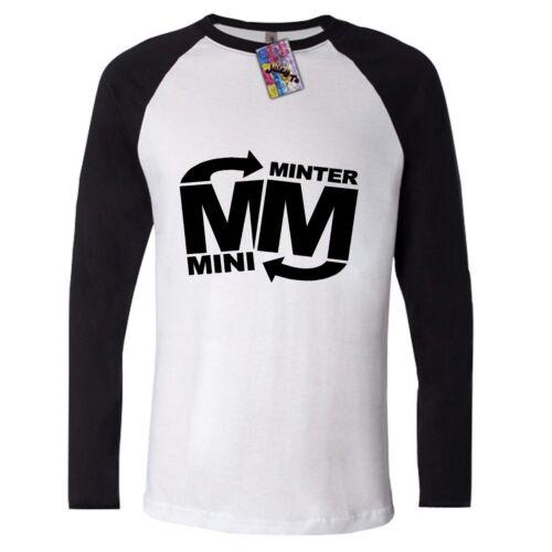 LONG SLEEVE t shirt MINIMINTER sdmn youtube pewdiepie markiplier tdm UNISEX