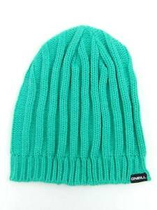 f6010ce7f Details about O'Neill Knitted Cap Beanie Chunky Light Green Knitted New