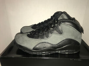 8879cdac10a Image is loading Nike-Jordan-Retro-10-Dark-Shadow-Men-039-