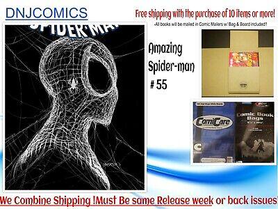 Amazing Spider-Man #55 LR CGC 9.8 Marvel Comics 2020 PRE-ORDER 12//30//2020