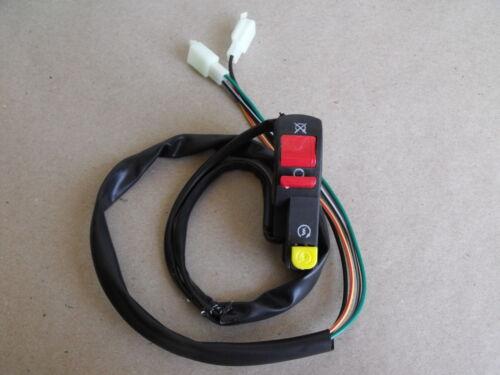 SUZUKI Kill Switch Starter or Horn 50 80 100 105 125 185 200 350 370 400 500 600