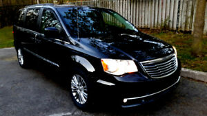 2015 CHRYSLER TOWN & COUNTRY  L- LEATHER ,  TOURING EXTENDED