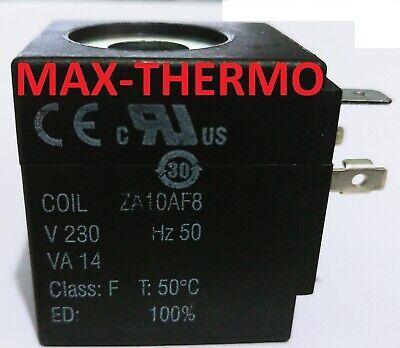 SIRAI COIL ZA34A 24VDC   seat ø 14mm 9W CLASS H IF YOU HAVE ZA30A ITS THE SAME!!