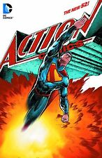 Superman Action Comics Vol 5: What Lies Beneath by Pak & Kuder HC 2014 DC New 52