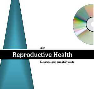 NURX-209 Reproductive Health CD Study Guide 4 Excelsior College Nursing Exam