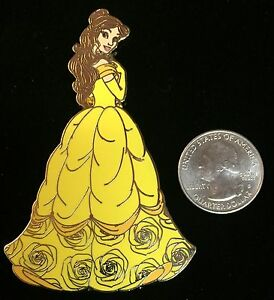 BELLE IN YELLOW ROSES DRESS BEAUTY & THE BEAST NON DISNEY ...