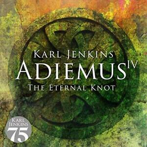 Adiemus-Karl-Jenkins-Adiemus-IV-4-The-Eternal-Knot-Reissue-NEW-CD
