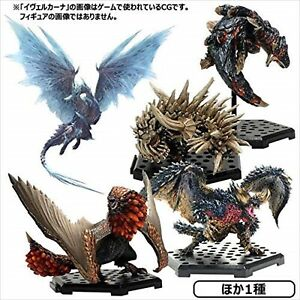 CAPCOM FIGURE BUILDER Monster Hunter Standard Model Plus Vol.14 BOX Set of 6